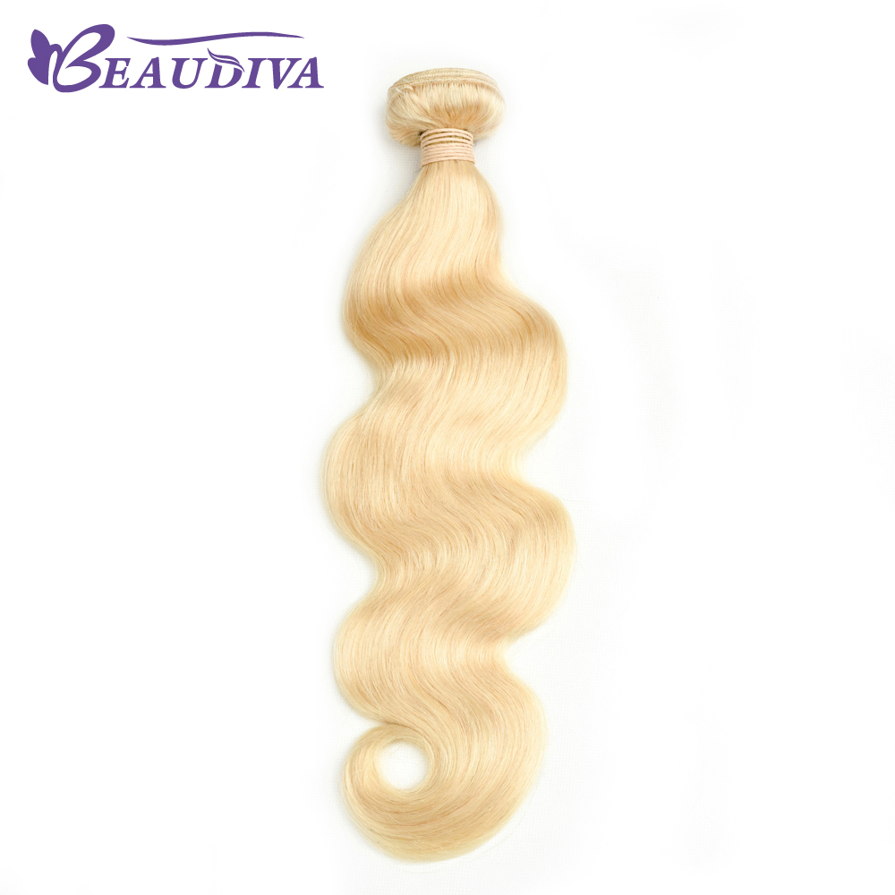 BEAU DIVA Peruvian Non- Remy Hair Body Wave Hair Weave Bundles 10-26 Body Wave 100% Human Hair Bundles 1 piece Top Selling
