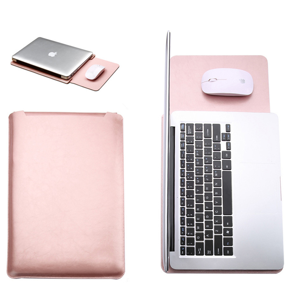 Cover For Lenovo IdeaPad 710S 720S 13.3 320S 310S 700S 14 15.6 Laptop Pu Sleeve Bag Notebook Case 13 15 Pouch Stylus Gift цена