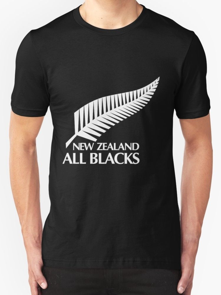 New New Zealand All Blacks Men's   T  -  Shirt   Cotton Size S-3XL hip hop funny   t     shirts