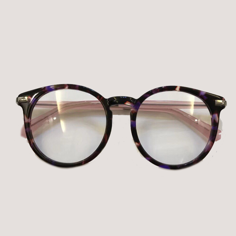 Eyeglasses no4 2018 no2 Eyeglasses Hohe Eyeglasses Weibliche no3 Oculos Eyeglasses Runde Brillen Mit Box Neue Rahmen Optische Verpackung No1 Retro Qualität Gläser qwH0RF