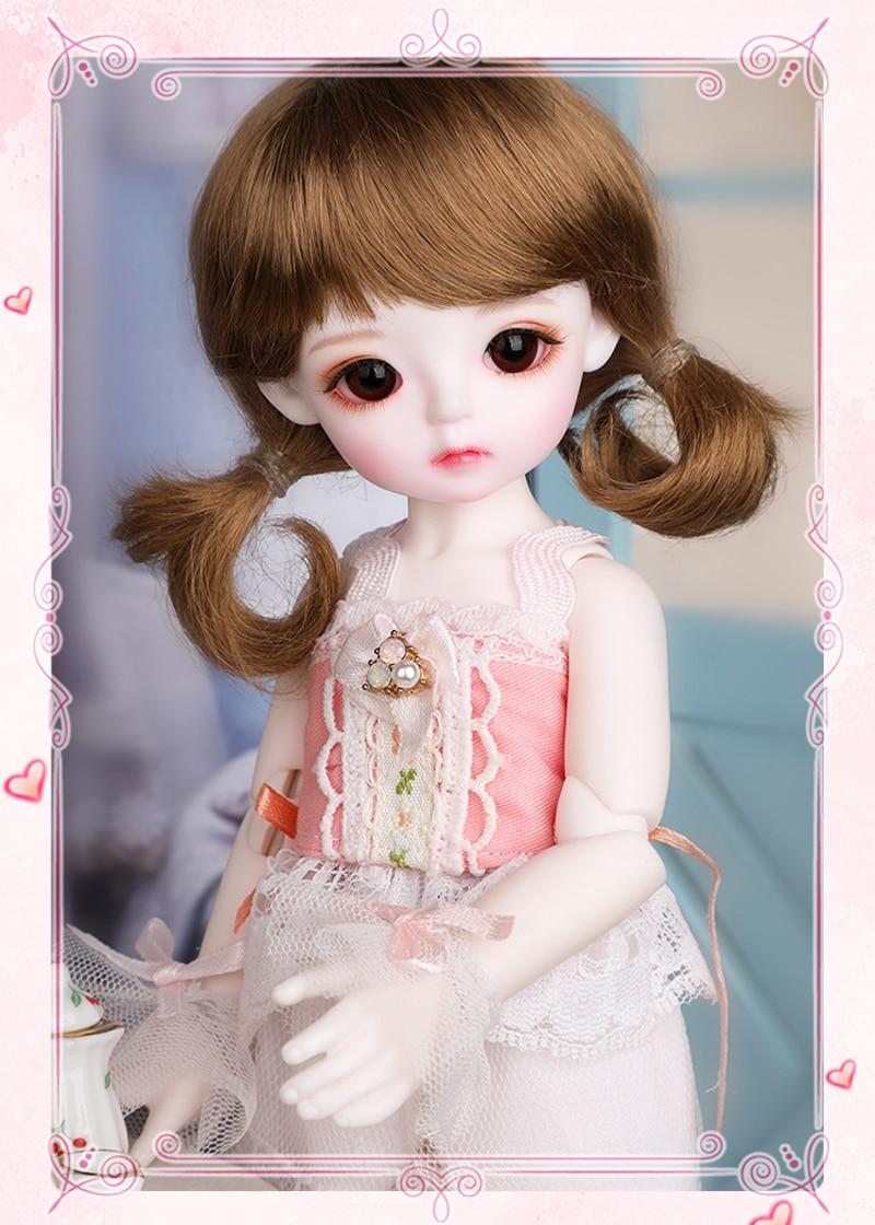1/6 BJD Doll BJD / SD Fashion beautiful Lonnie Resin Joint Doll For Baby Girl Birthday Gift1/6 BJD Doll BJD / SD Fashion beautiful Lonnie Resin Joint Doll For Baby Girl Birthday Gift