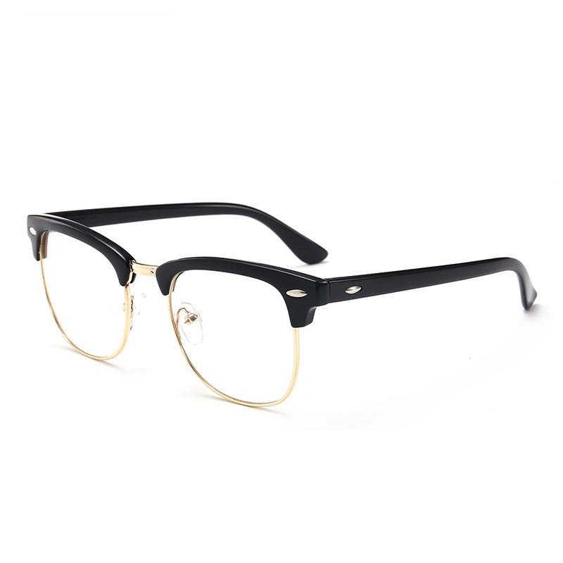 dbb476a0a4 ... Ordenador gafas marco Anti Blue Ray gafas hombres mujeres Anti luz azul  lentes PC juego Unisex ...