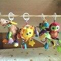Brinquedos Do Bebê 0-12 Meses do bebê Chocalhos & Mobiles Brinquedos de Pelúcia Dos Desenhos Animados Brinquedos Educativos Para Crianças Brinquedos Infantis Recém-nascidos