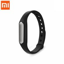 Xiaomi mi banda xiaomi miband 1a 1a pulseira inteligente de pulso à prova d' água para o android ios rastreador de fitness esportes pulseira smartband(China (Mainland))