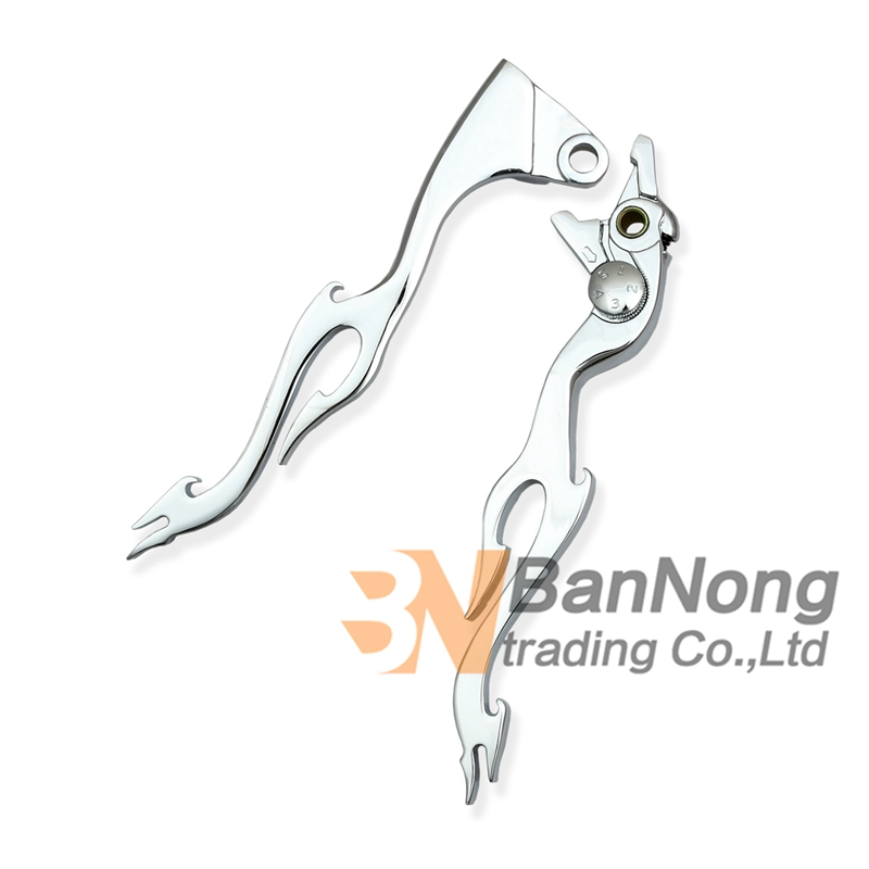 Free shipping motorcycle Brake and Clutch Levers handle