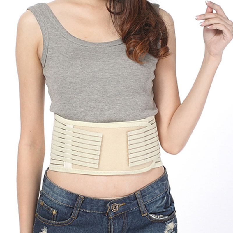 Self-heating Magnet Belt Lumbar Support Portable Support Back Brace Support Belt Magnetic Corset Back Waist Brace 71CM-84CM