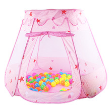 Large Princess Play Tent for Kids Children Play Toys House Outdoor Child Toys Tents for Children