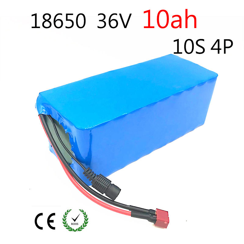 Здесь можно купить  electric bicycle battery pack 18650 Li-Ion Battery 10S4P 36V 10ah 500W High Power and Capacity 42V Motorcycle Scooter with BMS  Бытовая электроника