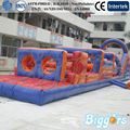 FREE SHIPPING BY SEA Giant  Inflatable Obstacle Course Adult Inflatable Obstacle For Sale