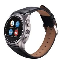 A8สมาร์ทโทรศัพท์นาฬิกาสนับสนุนไมโครซิมการ์ดเอพีเคเป็นที่รองรับกับAndroidและMIUIระบบH Eart Rate Monitorเหล็กกลมแบบDial