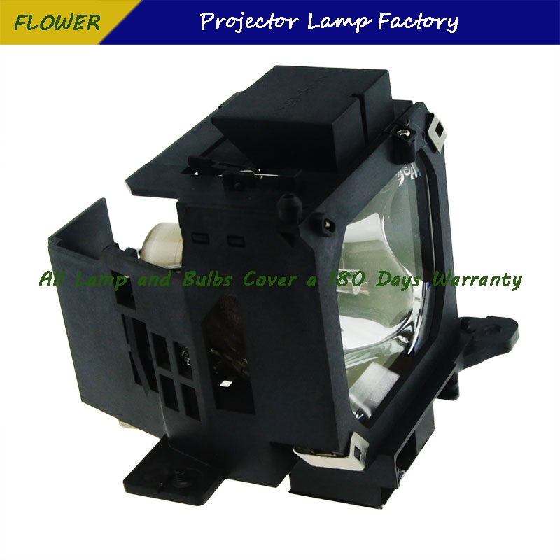 ELPLP22 V13H010L22 Free shipping Brand New Projector Bare Lamp with housing For EMP-7800 EMP-7850 EMP-7900 EMP-7900NL EMP-7950
