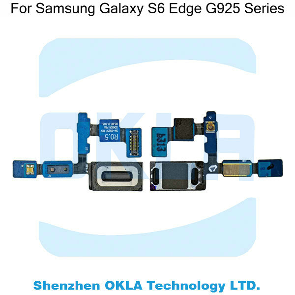 50pcslot For Samsung Galaxy S6 Edge G925 G925F Speaker Flex Cable Earpiece