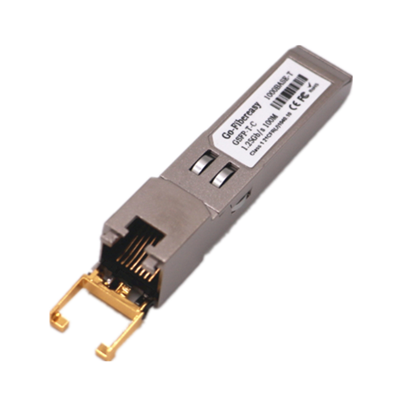 Image 5 - 100% New Compatible GLC T/SFP GE T 1000BASE T Gigabit RJ 45 Copper 100m SFP Transceiver Module-in Fiber Optic Equipments from Cellphones & Telecommunications