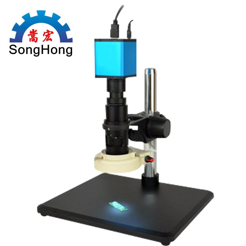 Automatische Fokussierung Mikroskop Hdmi High Definition High-speed Elektronische Video Messung Für 14 Millionen Industrielle Elektronische