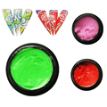 1 pc Manicure 3D UV Sculpture Gel Nail Art Tip Creative Decoration