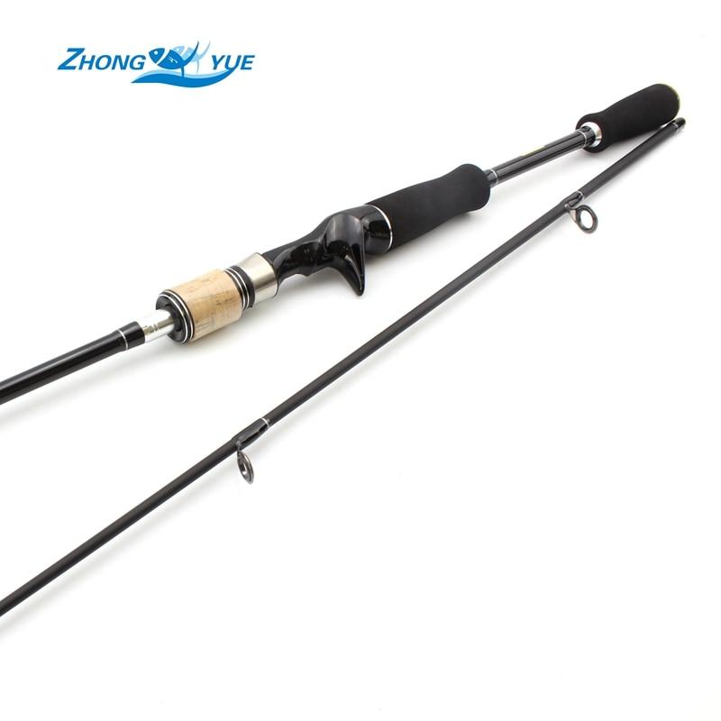 Caña de pescar de alta calidad 2 Sección 2.1 m Potencia M Lure5-16g - Pescando