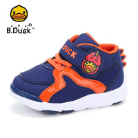 B. Duck Kids 2019 Toddler Baby Girl's Shoe Boys yellow duck Causal Sneaker Sport Shoe Kid Child lovley shoes