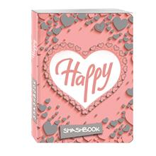 Happy (c наклейками, 978-5-699-94134-6, 160 стр., 6+)