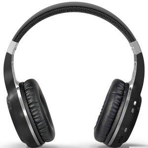 Image 5 - Bluedio HT/ TM אלחוטי Bluetooth 5.0 אוזניות סטריאו Bluetooth אוזניות מיקרופון מובנה עבור שיחות 3.5mm wired כבל