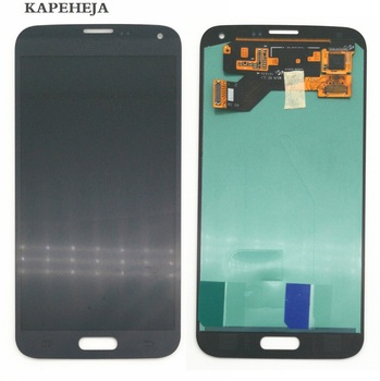 Super AMOLED LCD Display For Samsung Galaxy S5 NEO G903 G903F G903M LCD Display Touch Screen Digitizer Assembly image