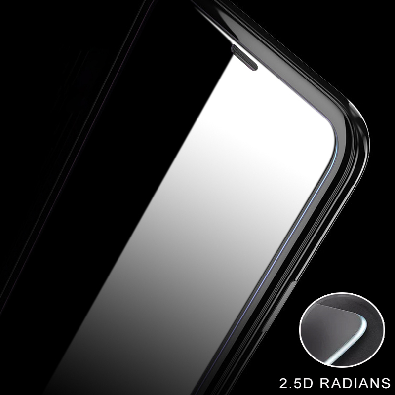 Image 4 - BLOSSOM 9H High quality Tempered Glass for iPhone X glass for iPhone X Protective Glass for iPhone X screen protector glass film-in Phone Screen Protectors from Cellphones & Telecommunications