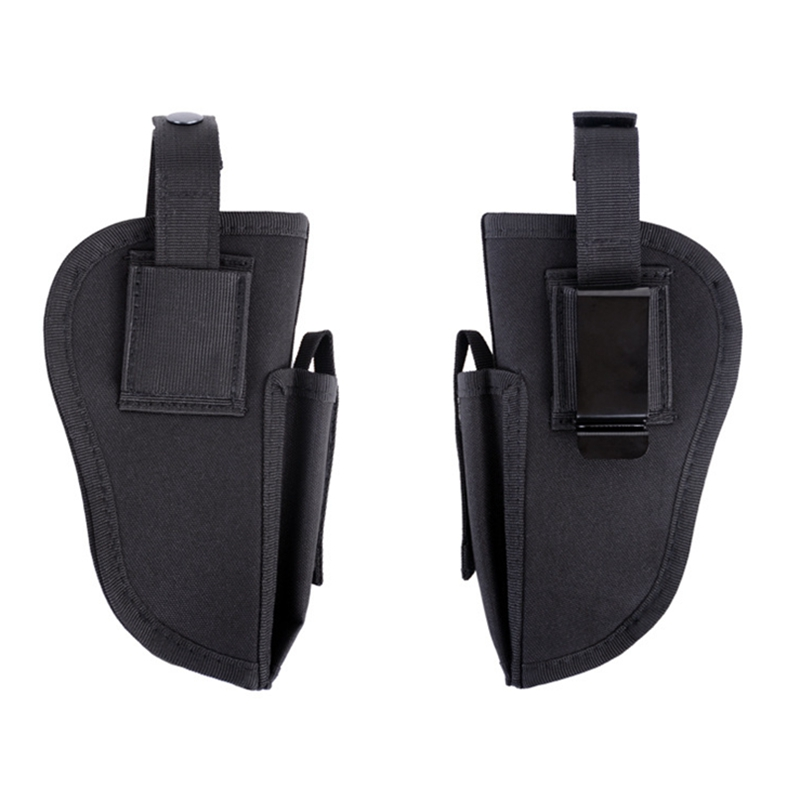 Military Tactical Hand Gun Pistol Holster Left Hand or Right Hand Shooting Gun Holster fits for Glock 17 19 22 23(China)