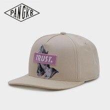PANGKB Brand TRUST CAP PINK fashion hip hop snapback hat for men women  adult headwear outdoor 174d6e0144d9