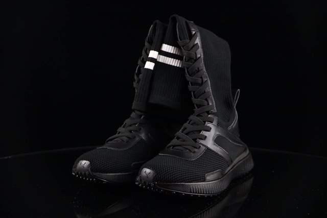 62511017337181 PUMA Women s Fenty x Trainer Hi Boots Badminton Shoes size35 39-in ...