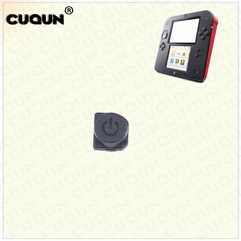 Original Disassemble Power Keys Buttons For Nintend 2DS Repair Open Button Keys For 2DS Host Special Starting Up Keying