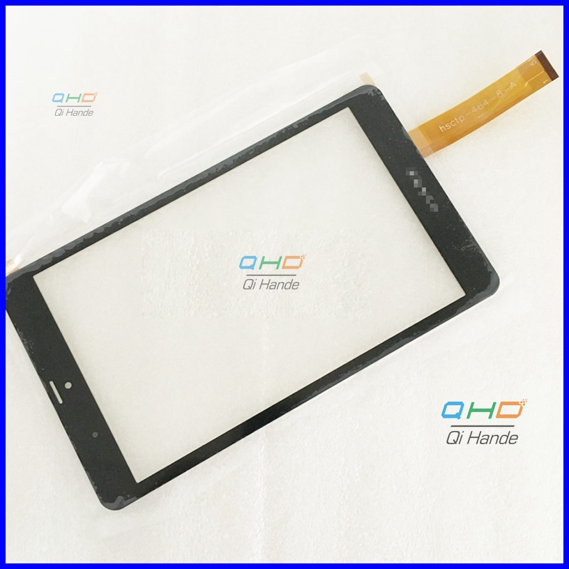 New Touch Screen Digitizer For 8 Mediacom M-IPRO8 SmartPad 8.0 iPro 3G Tablet Touch panel sensor replacement Free Shipping 10 1 inch mediacom smartpad s2 3g m mp1s2a3g tablet capacitive touch screen digitizer glass touch panel sensor free shipping
