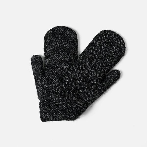 Winter Knit Wool Fingerless...