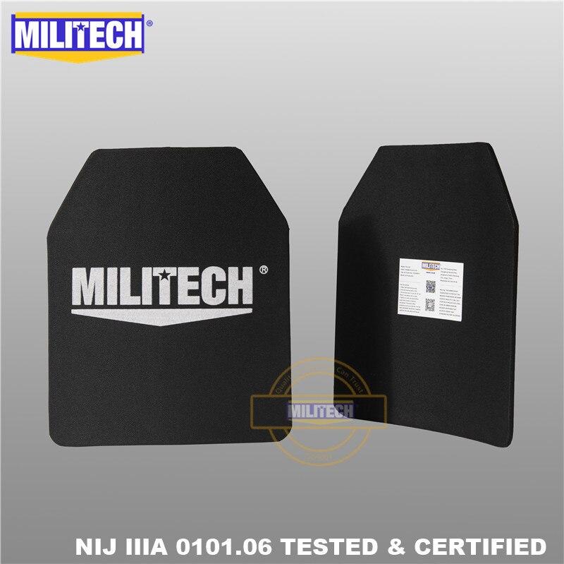 MILITECH 10x12 นิ้ว 2 PCs คู่ Ultra Light น้ำหนัก UHMWPE NIJ IIIA 3A ทดสอบ Ballistic PE แผ่น Bulletproof กระเป๋าเป้สะพายหลังแผง-ใน เครื่องใช้สำหรับป้องกันตนเอง จาก การรักษาความปลอดภัยและการป้องกัน บน AliExpress - 11.11_สิบเอ็ด สิบเอ็ดวันคนโสด 1