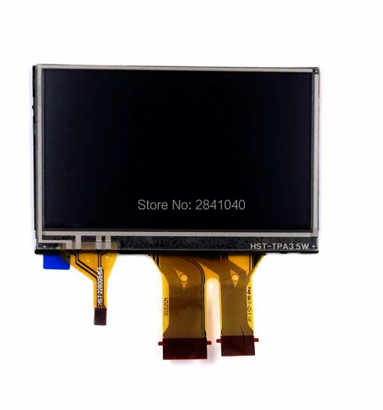 New touch LCD Display Screen for Sony HDR-VSR12E XR500E XR520E <font><b>AX2000</b></font> Digital Video Without backlight image