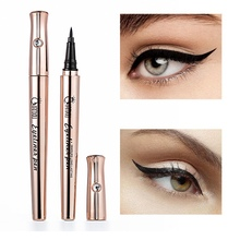 1PC Eyeliner Liquid Long-Lasting Waterproof Non-Dizzy Dyeing Eye Long-lasting Pen Black