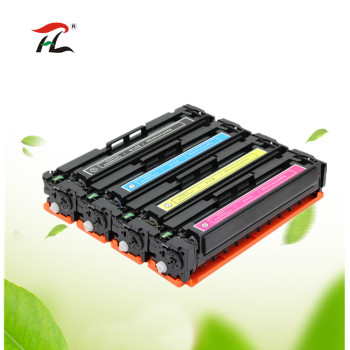 4x Compatible toner cartridge for HP CF400A CF401A CF402A CF403A  410A HP Color LaserJet Pro M277dw M277n
