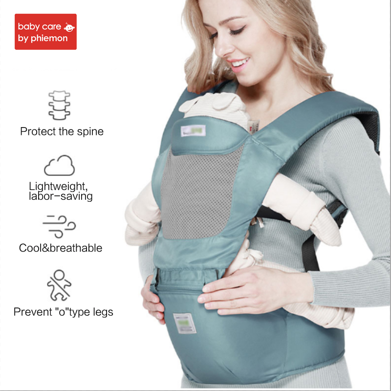 Backpacks & Carriers Mother & Kids Supply Babycare Ergonomic Baby Carrier Breathable Mesh Waist Stool Adjustable Prevent O Type Legs Newborn Sling Kangaroos Hipseat Belt For Sale