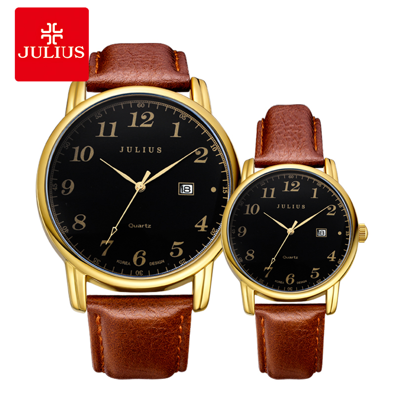 Modern 2018 Classic Wrist Watch Men Women Couple Lover Pair Watches Valentine Birthday Gift Auto Date Quartz Hour Clock Reloj B1 adjustable wrist and forearm splint external fixed support wrist brace fixing orthosisfit for men and women