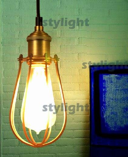 NEW Marconi Small Cage light vintage pendant lamp metal suspension lighting American country style RH loft light francesco marconi ремень francesco marconi 191am cocco jeans синий