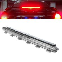 купить Third 3rd Brake Tail Rear LED Red Light For Mercedes Benz CLK W209 2002-2009 Warning Stop Red Lamp по цене 1735.1 рублей