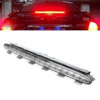 Third 3rd Brake Tail Rear LED Red Light For Mercedes Benz CLK W209 2002 2009 Warning Stop Red Lamp