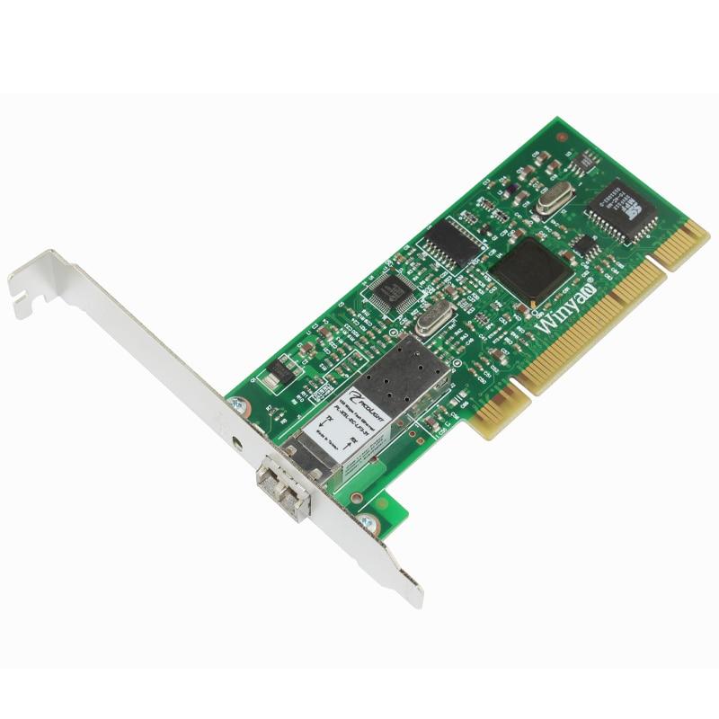 Fiber Ethernet Server Card 100Mbps SFF LC 1310nm 10km Optical Transceiver Module pcie x1 gigabit fiber card single mode 1310nm 10km lc optical transceiver module