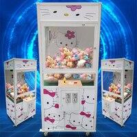 Electric Grab Clip Dolls Large Crane Machine Doll Catcher Grabber Machine Coin Operated Game Machine Arcade Game Console