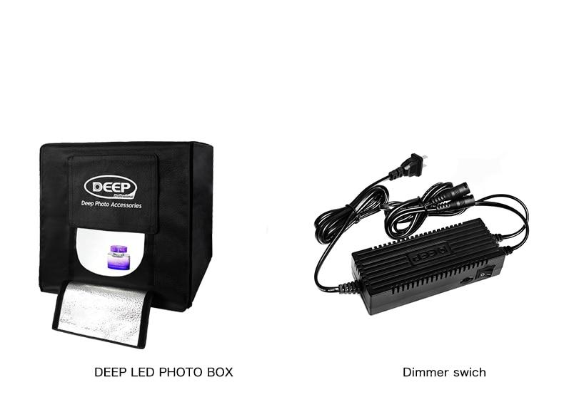 40 x 40CM Photo Studio soft box Shooting Light Tent photo light tent - Cámara y foto