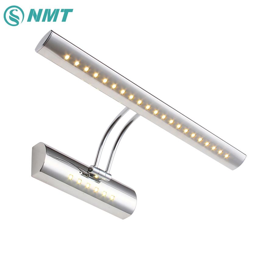 w led de pared modernos lmparas de luz del espejo del led v