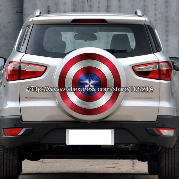 Aliexpress Com Buy Hot Sale Captain America Shield Auto Suv
