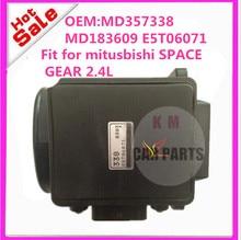 TOP QUALITÄT OEM MD357338 MD172609 MD183609 E5T06071 Luftmassenmesser/maf sensor für mitusbishi SPACE GEAR 2.4L
