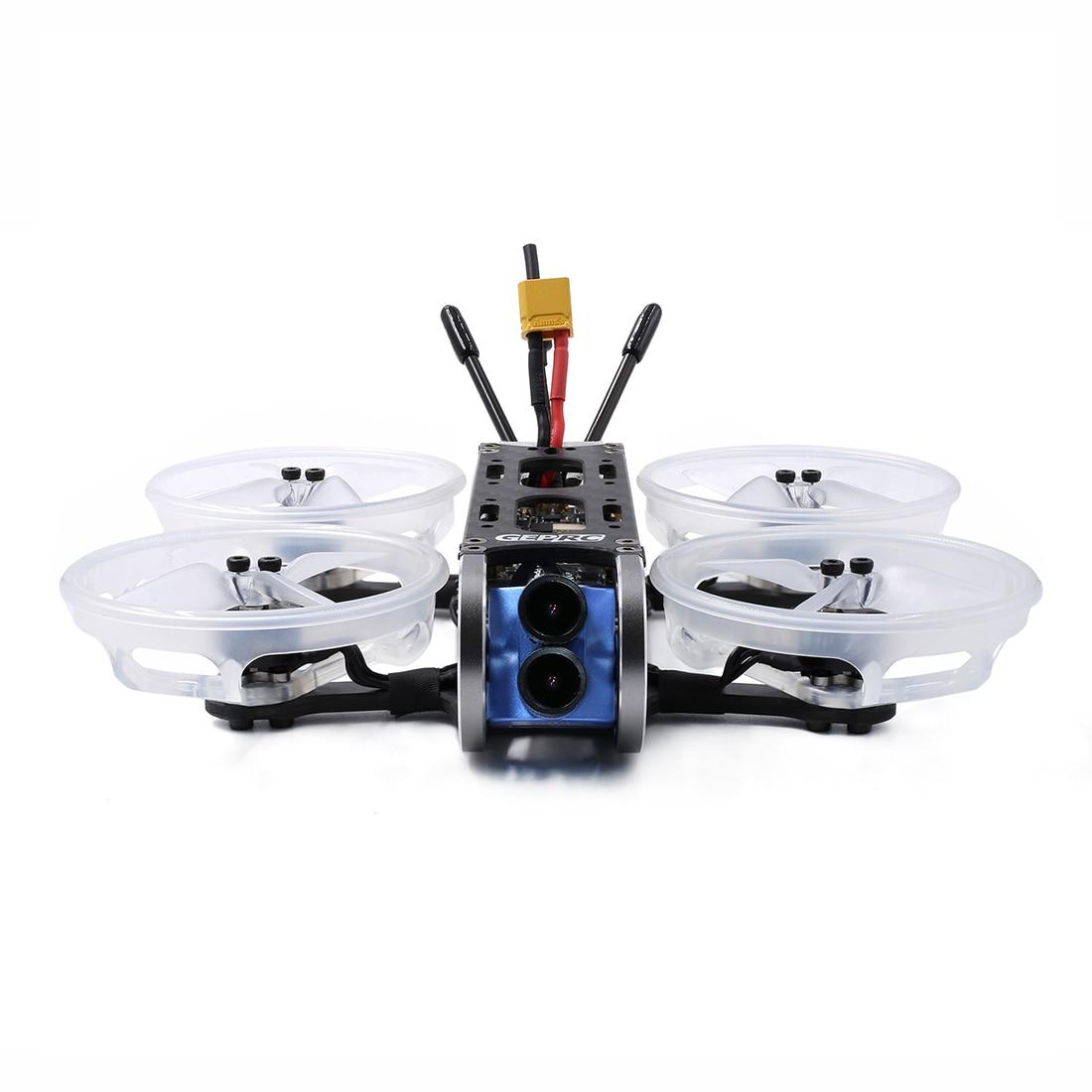 GEPRC CinePro 4K HD 3-4S FPV Racing Drone Advanced Version FRSKY BNF F722 FC Caddx Tarsier 4K 35A ESC 5.8G 48CH 0~500mW VTX