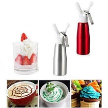 2016 New Aluminium Nitrous Oxide Cream Chargers For Dessert Tools N2O Laughing Gas Cracker Whipper