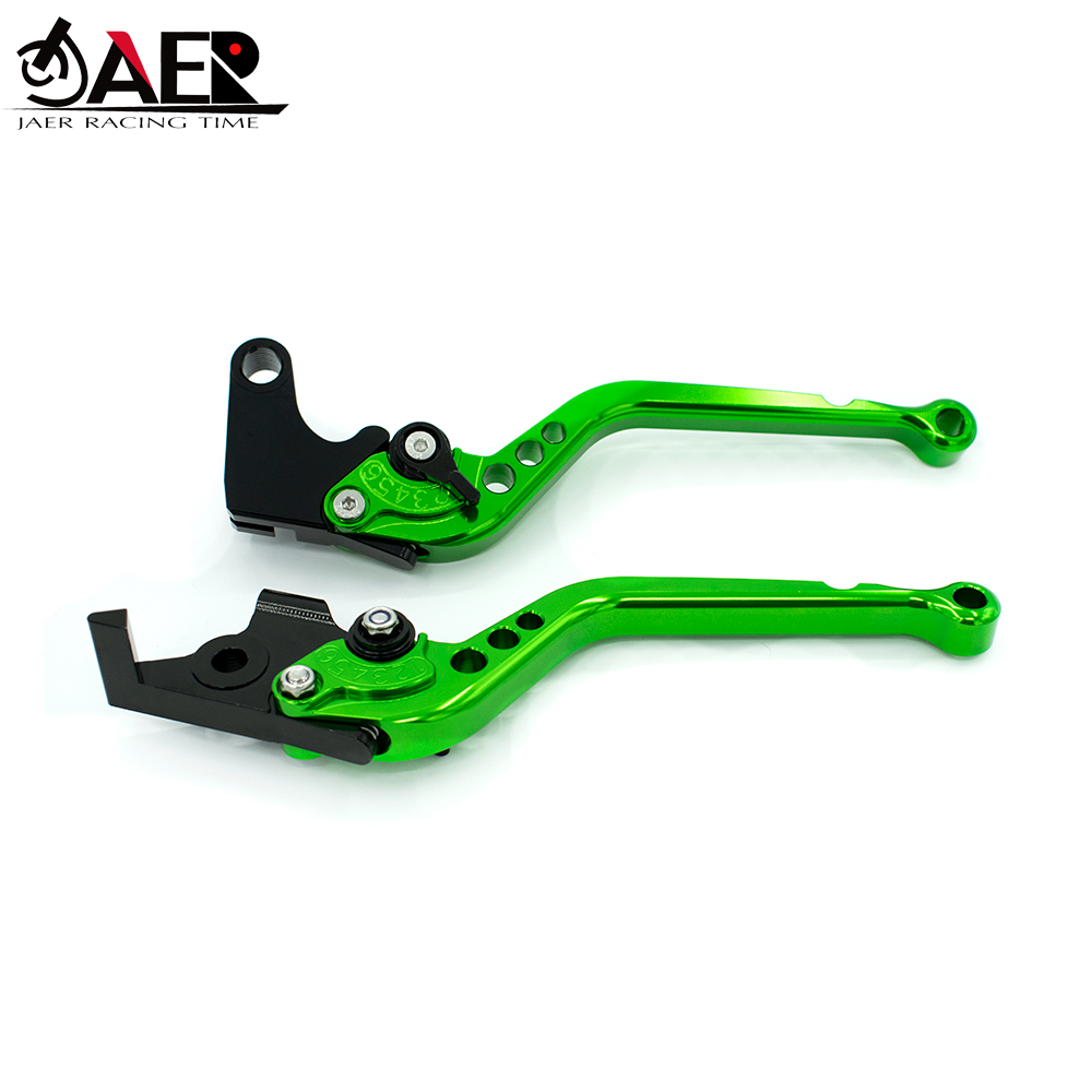 Image 4 - JEAR CNC Long Motorcycle Brake Clutch Levers For Kawasaki VERSYS 1000 Z1000 ZX10R ZX9R ZX12R ZZR600 ZX6R ZX636R ZX6RR-in Levers, Ropes & Cables from Automobiles & Motorcycles