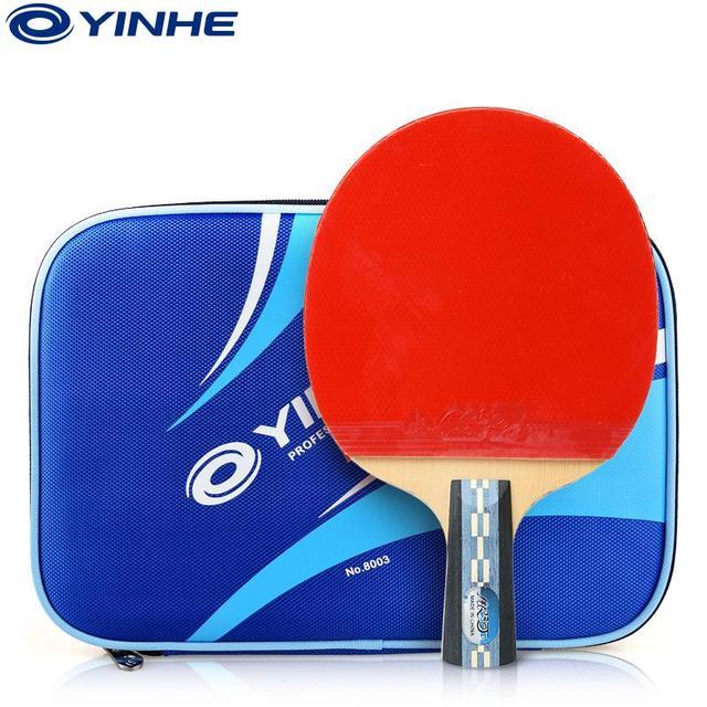28c9906c3c92 Original YINHE Galaxy 9 10 stars Table tennis racket Ping Pong bat high  quality Racket
